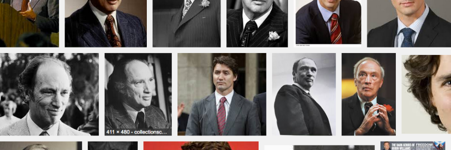 Justin Trudea new canadian PM