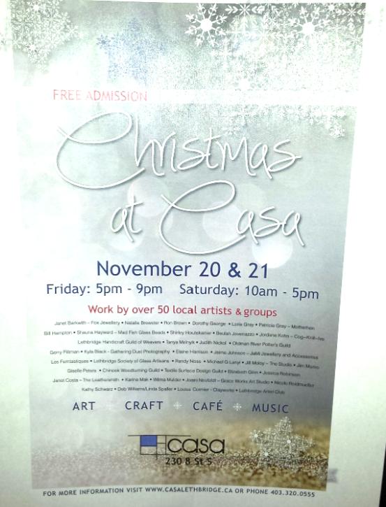 Lethbridge, Alberta - Christmas At Casa