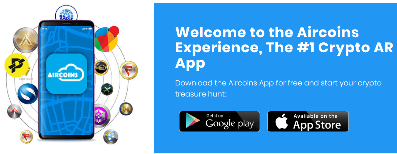 Aircoins Game Is A Must Play App #uleth